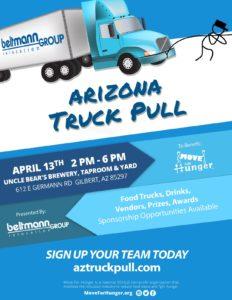 Beltmann Relocation Group, Truck Pull - Phoenix, AZ