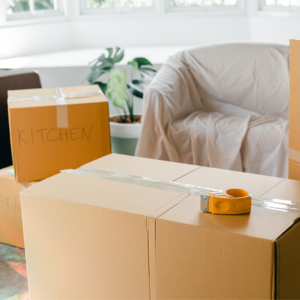 A stress free move with Beltmann Moving and Storage